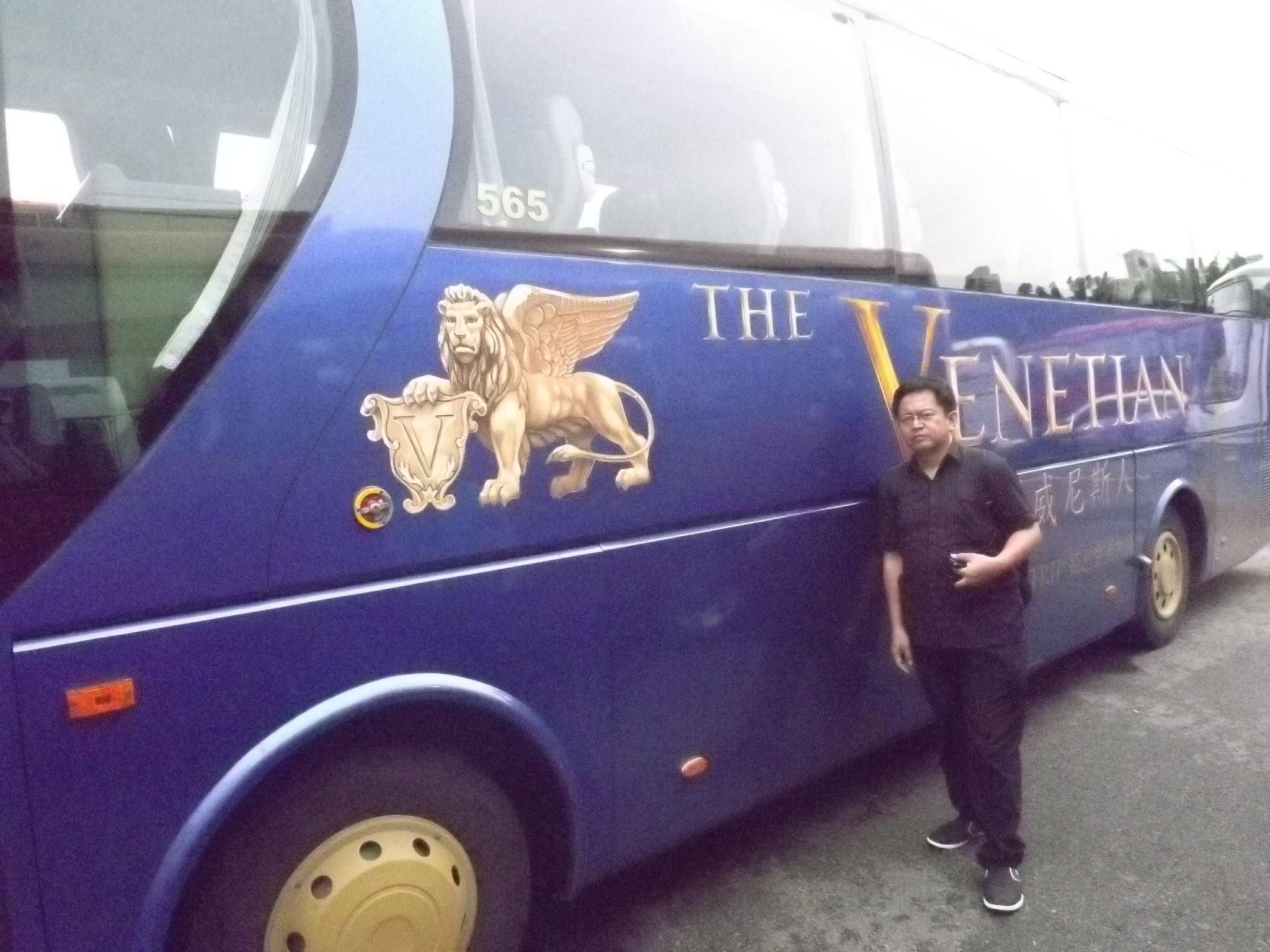 The Venetian Macau 171 Blognya Harimawan
