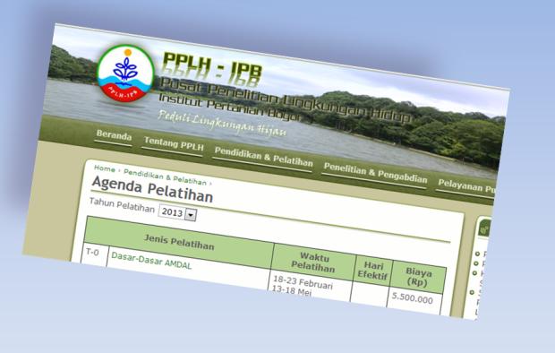PPLH IPB